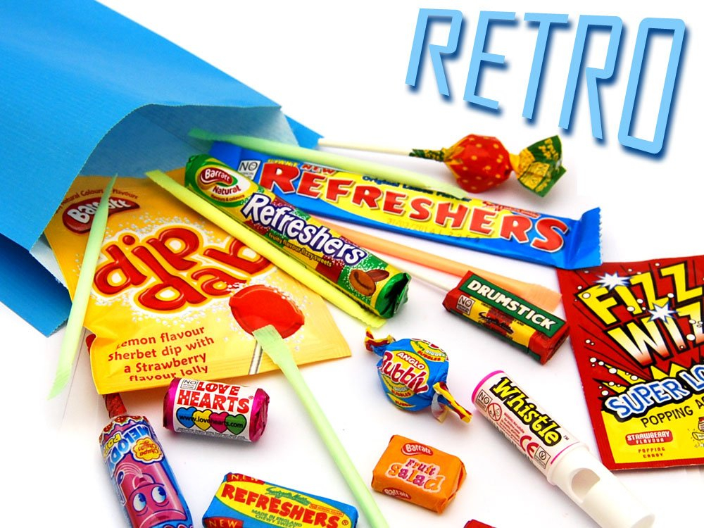 Retro Party Bags