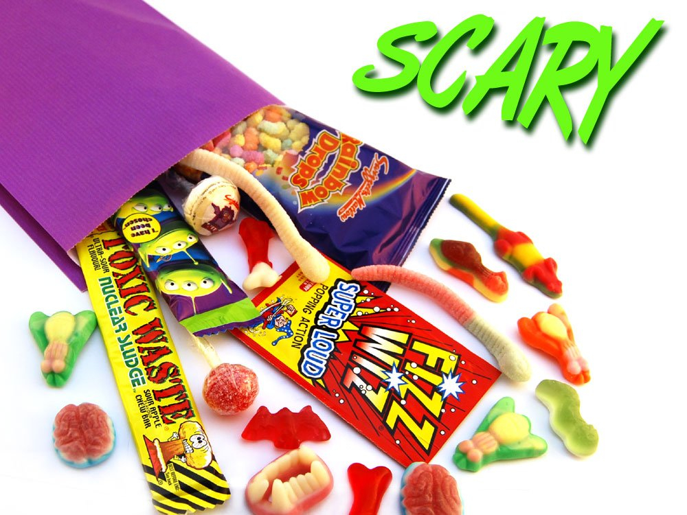 Scary Party Bags