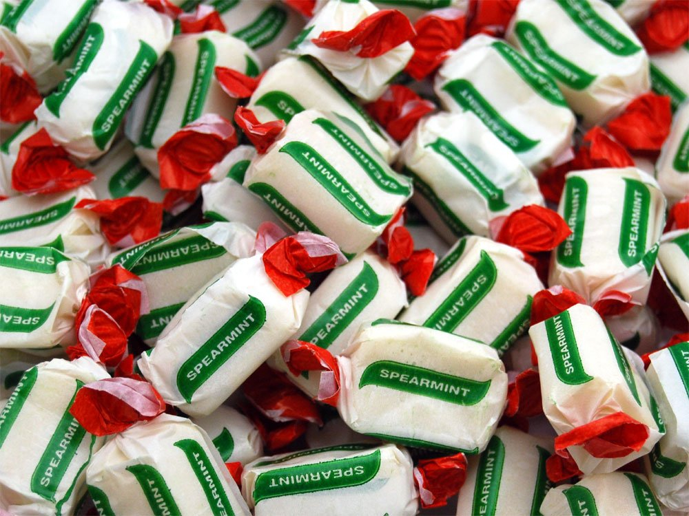 Spearmint Chew