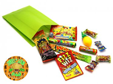 Sweet and Sour Party Bag | Keep It Sweet