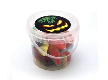 Terror Tub of Scary Jellies