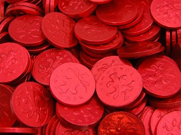 Red Coins 2p