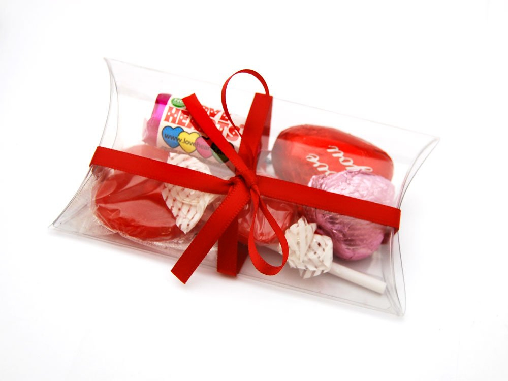 Pillow Box - Love Sweets