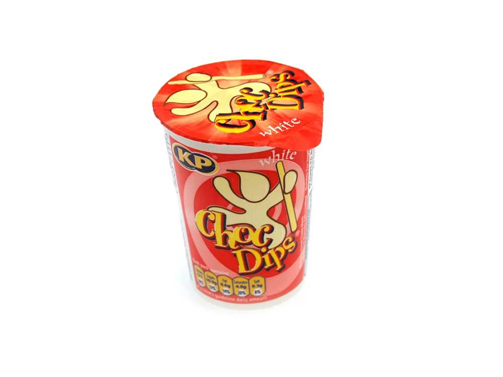 Kp Choc Dips White Chocolate
