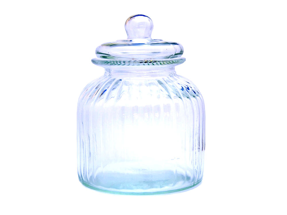 Glass Sweet Jar 3ltr | Keep It Sweet