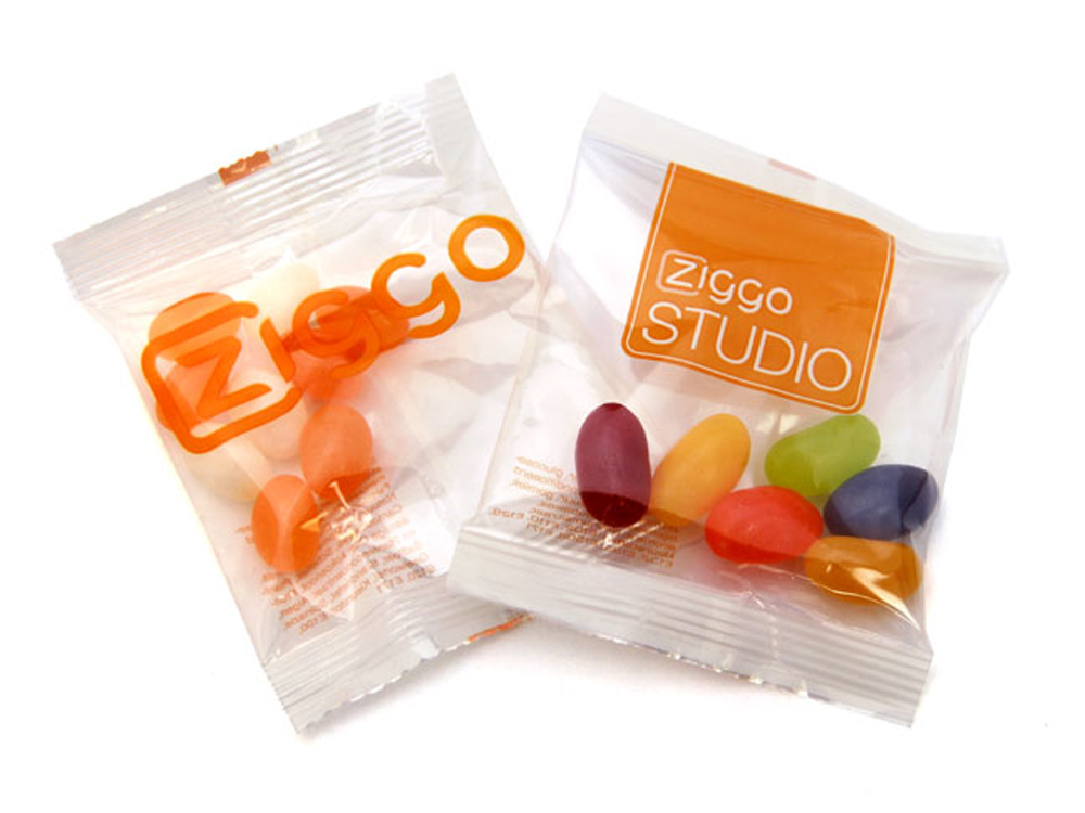 Branded Bags of Sweets