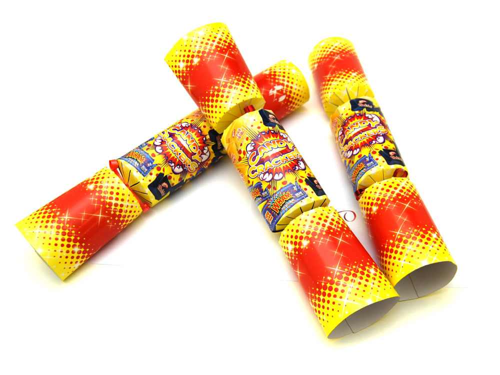 Buy Barrat S Christmas Candy Crackers Online From Keep It
