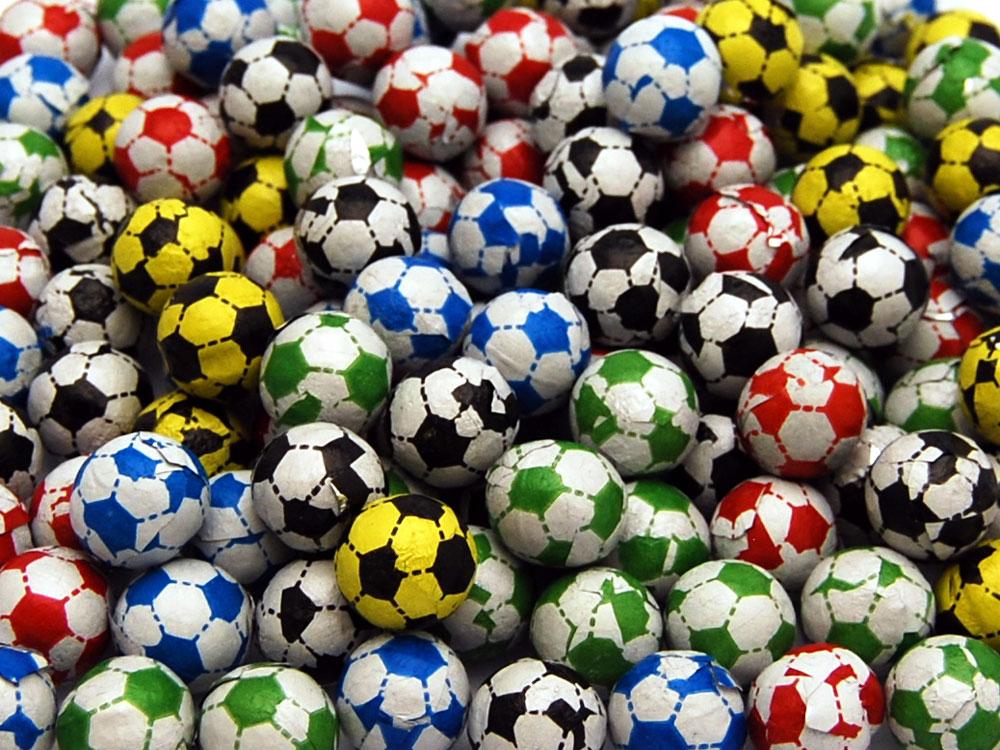 Christmas Chocolate Balls