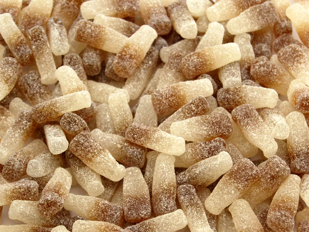 Fizzy Cola Bottles | Retro Sweets | Keep It Sweet