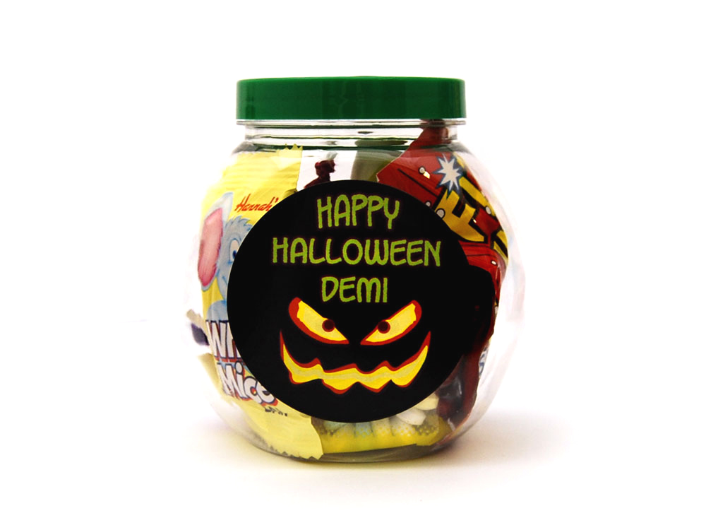 Halloween Jar | Keep It Sweet