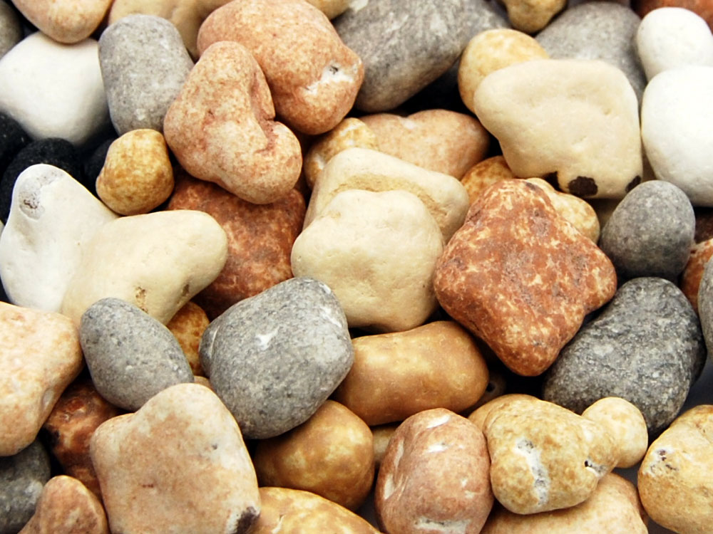 Chocolate Flavoured Pebbles