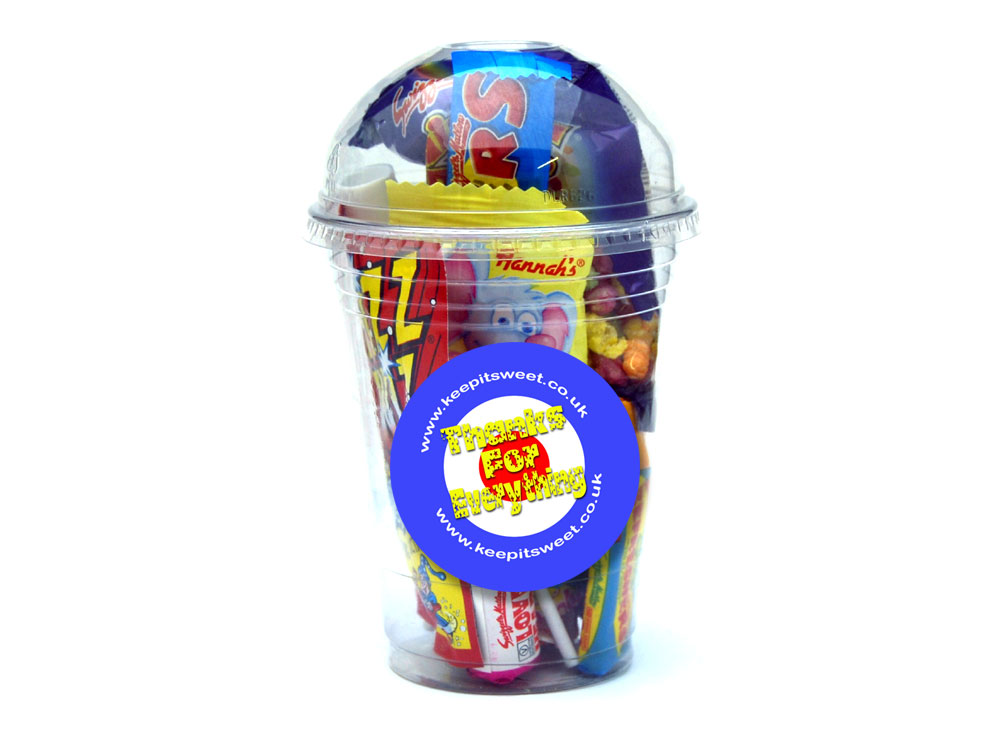 Retro Sweets Cup | Keep It Sweet